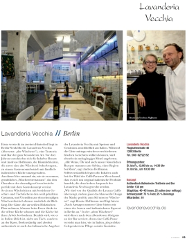 Lavazza Corriere 2013