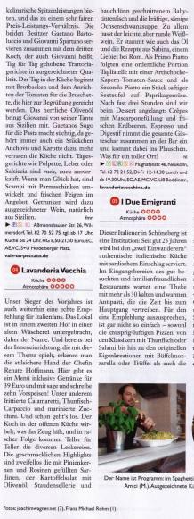 Prinz Top Guide 2012