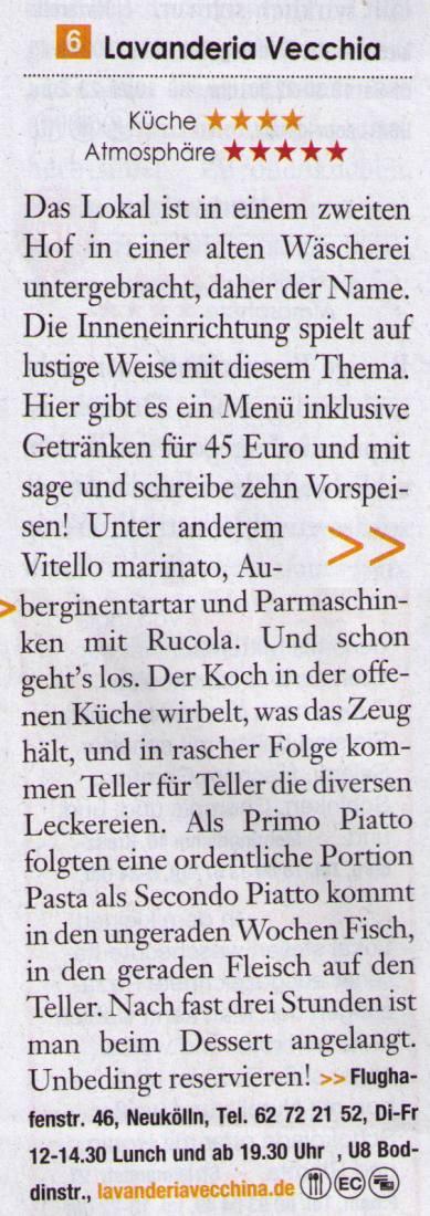 Prinz Top Guide 2013