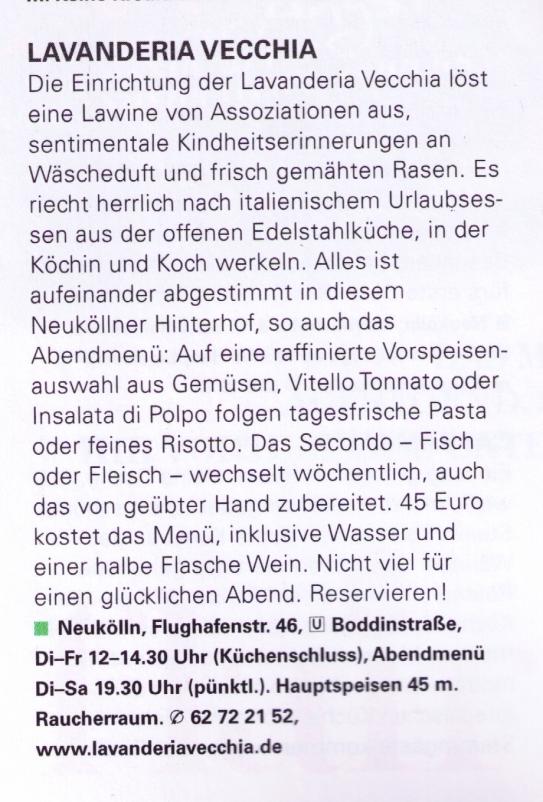 zitty Berlin Buch 2014